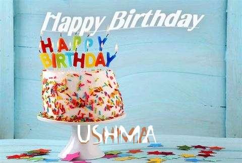 Birthday Images for Ushma