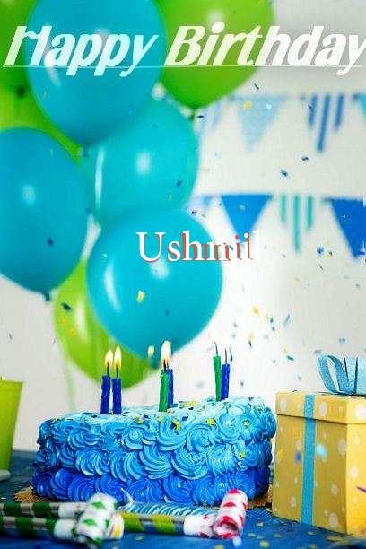 Wish Ushmil