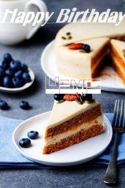Happy Birthday Wishes for Usma