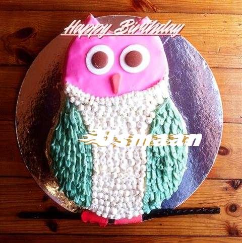 Happy Birthday Cake for Usmaan