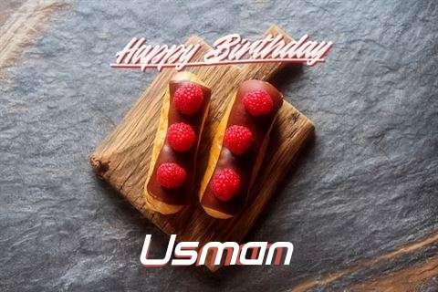 Happy Birthday to You Usman