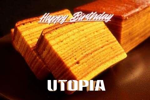 Utopia Birthday Celebration