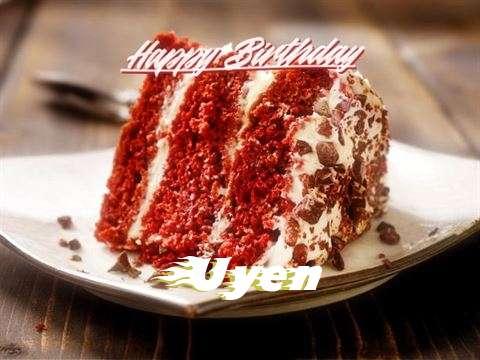 Happy Birthday to You Uyen