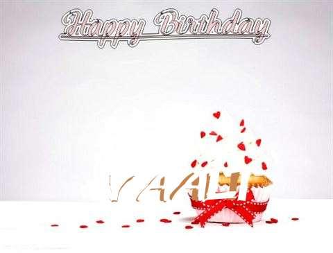Happy Birthday Vaali
