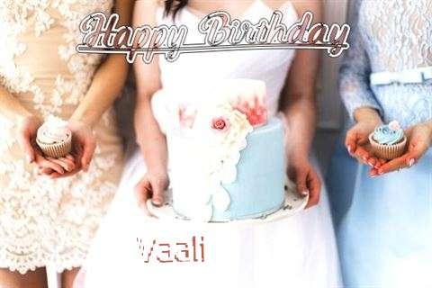 Vaali Cakes