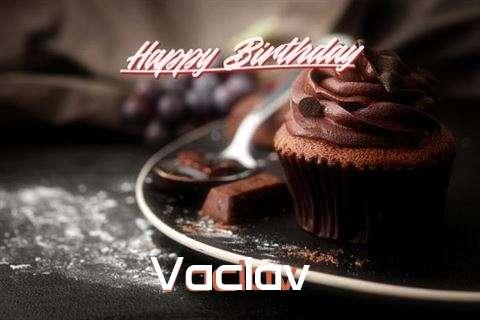 Happy Birthday Cake for Vaclav
