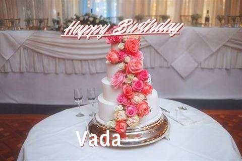 Happy Birthday to You Vada