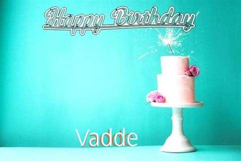 Wish Vadde