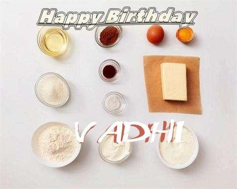 Happy Birthday to You Vadhi
