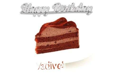Happy Birthday Wishes for Vadivel