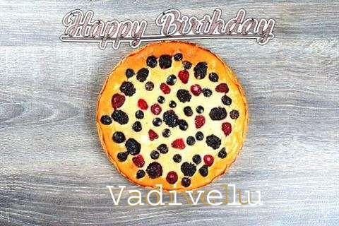 Happy Birthday Cake for Vadivelu