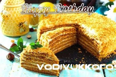 Birthday Wishes with Images of Vadivukkarasi