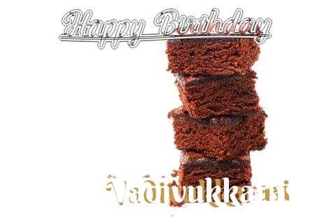 Vadivukkarasi Birthday Celebration
