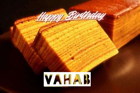 Wish Vahab