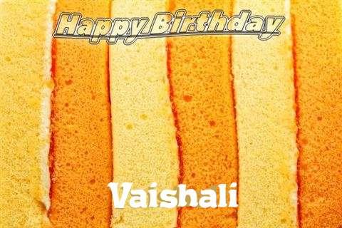Birthday Images for Vaishali
