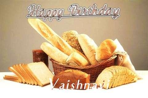 Birthday Wishes with Images of Vaishnavi