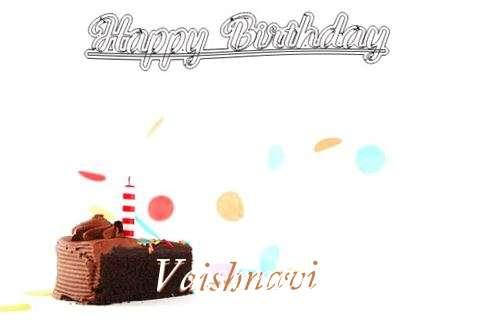 Happy Birthday Cake for Vaishnavi