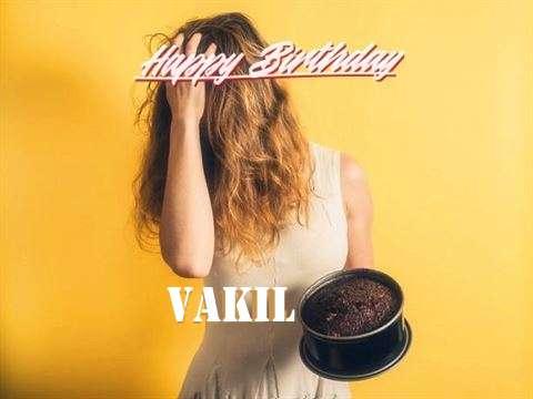 Wish Vakil