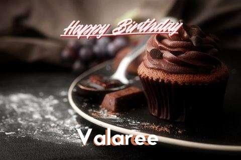 Happy Birthday Cake for Valaree
