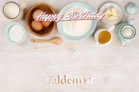 Birthday Images for Valdemar