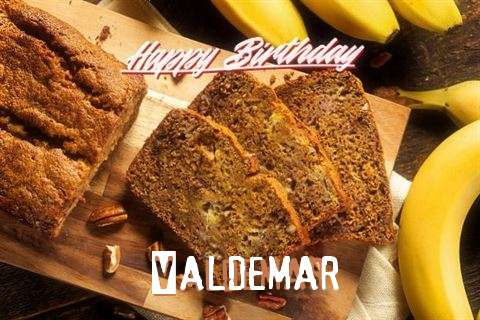 Happy Birthday Wishes for Valdemar