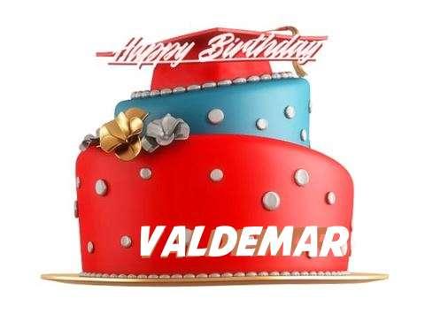 Happy Birthday to You Valdemar
