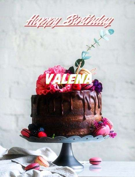Valena Birthday Celebration