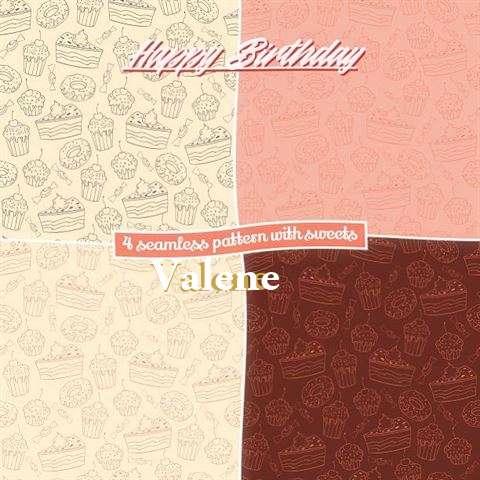 Happy Birthday to You Valene