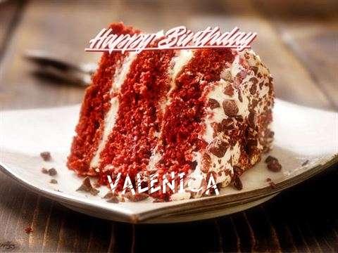 Valenica Cakes