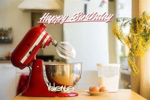 Valente Cakes