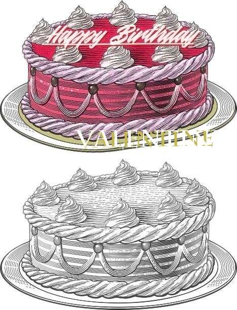 Happy Birthday Wishes for Valentine