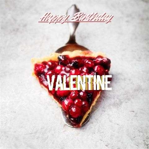 Happy Birthday to You Valentine