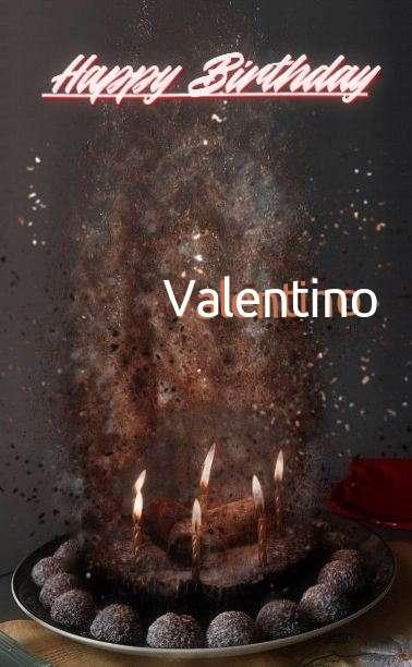 Happy Birthday Valentino