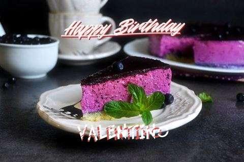 Wish Valentino
