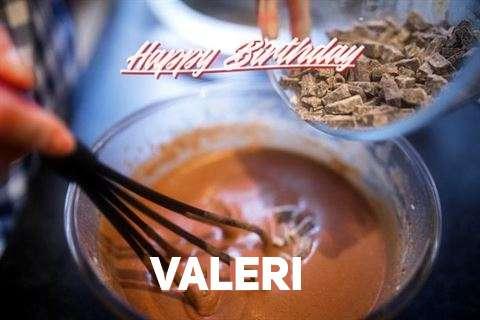 Happy Birthday Wishes for Valeri