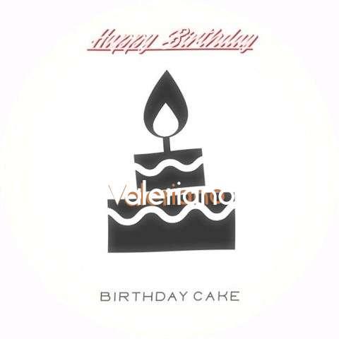 Valeriano Cakes