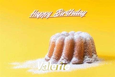 Valerie Birthday Celebration