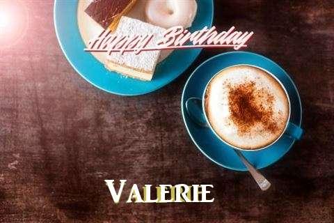 Happy Birthday to You Valerie