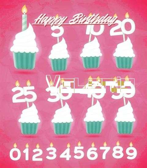 Birthday Images for Valerio