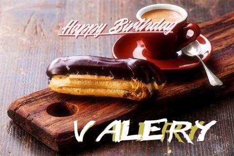 Happy Birthday Wishes for Valery