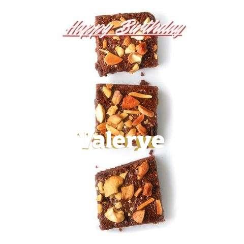 Happy Birthday Valerye