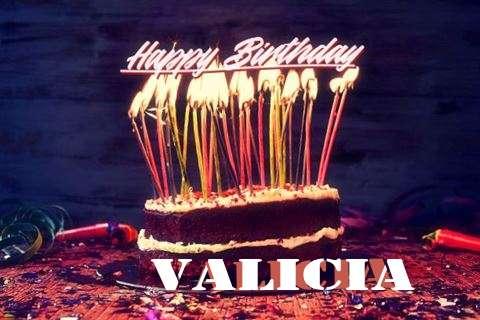 Valicia Cakes