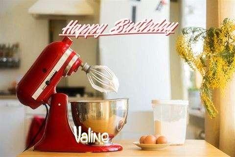 Happy Birthday to You Valine