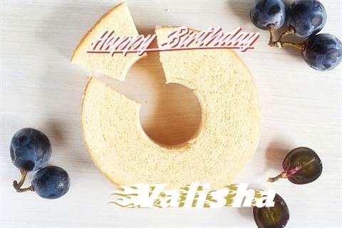 Happy Birthday Valisha Cake Image