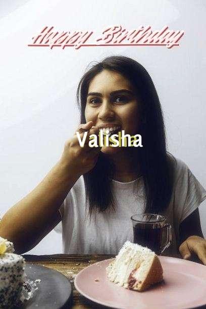 Happy Birthday to You Valisha