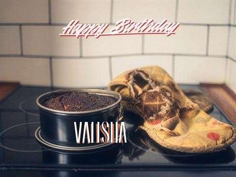 Valisha Cakes