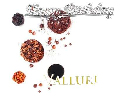 Happy Birthday Wishes for Valluri