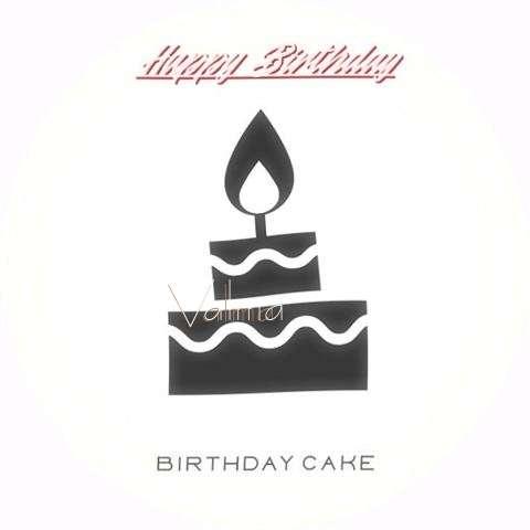 Happy Birthday to You Valma