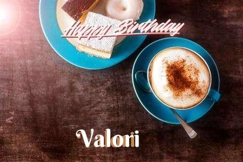 Birthday Images for Valori