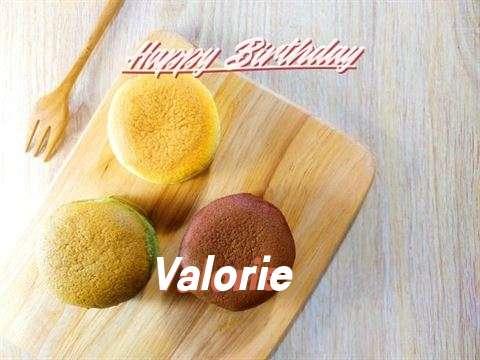 Happy Birthday Valorie